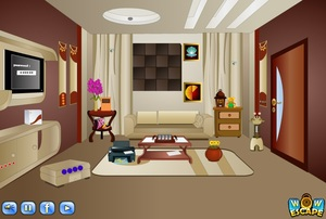 Jouer à Mini escape - Trendy room