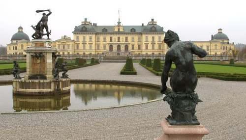 Patrimoine Mondial de l'Unesco : Le domaine royal de Drottningholm (Suède) inscrit en 1991
