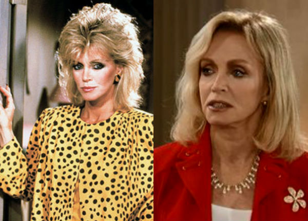 Donna Mills (Abby Ewing)