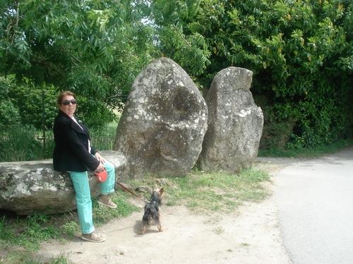 CARNAC en Bretagne