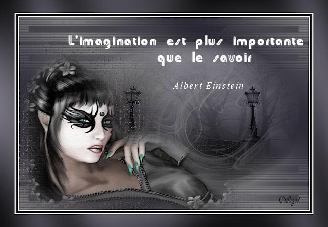Citation l'imagination