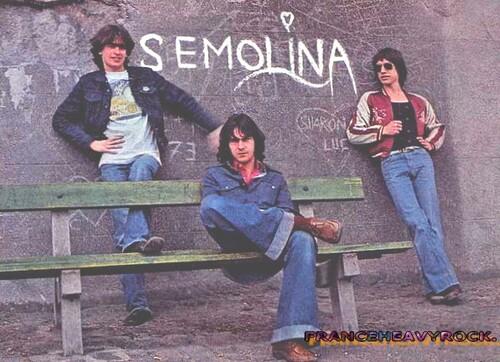 SEMOLINA  (1968-1976)