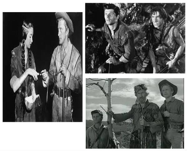 La Captive aux yeux clairs (1952)