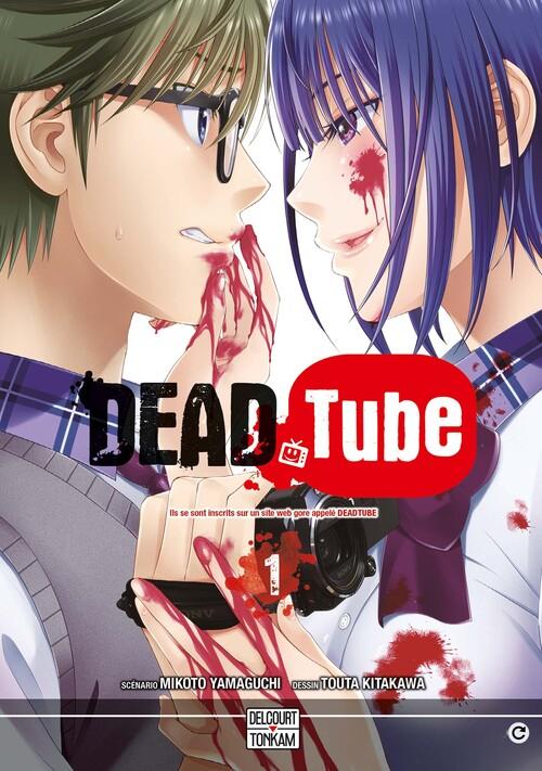 Dead tube - Tome 02 - Mikoto Yamaguchi & Touta Kitakawa