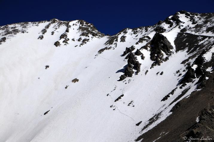Ascension du Mont Chaloon