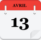 Le 13 avril...