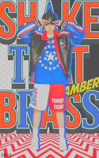Amber ~ Shake That Brass !