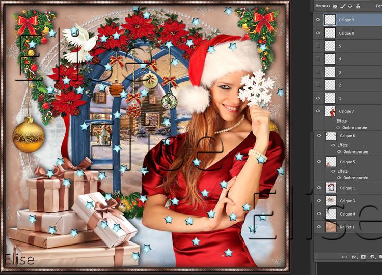 Période de Noël de Inge-Lore