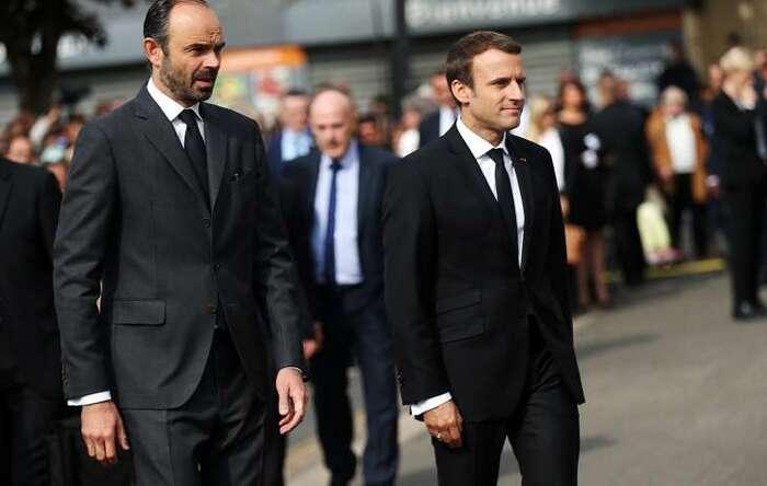 """Macron met la pression sur Philippe avant son """"Emission politique"""""""