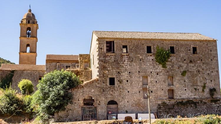 Corse : Sainte-Lucie-de-Tallano 1/2