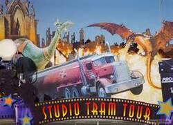Studio Tram Tour®: Behind the Magic
