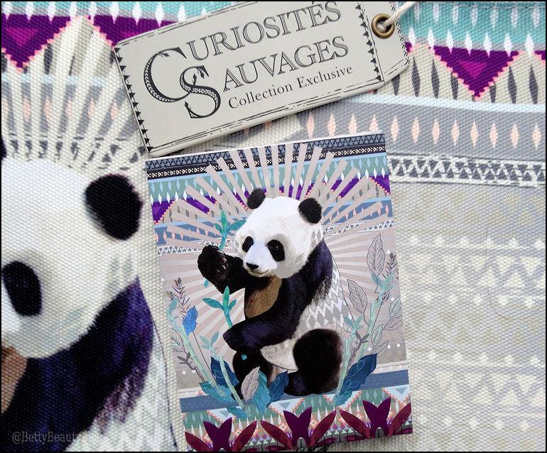 Mon sac Panda Decodelire (surprise pour vous)