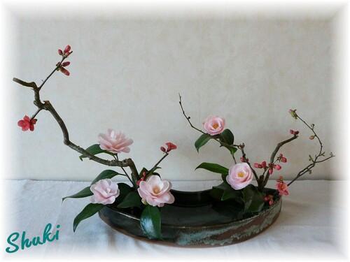 Art floral : Rimpa