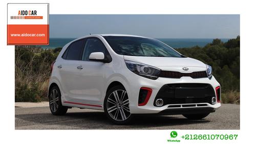 Location de voiture à Casablanca – Offre de location Kia Picanto automatique
