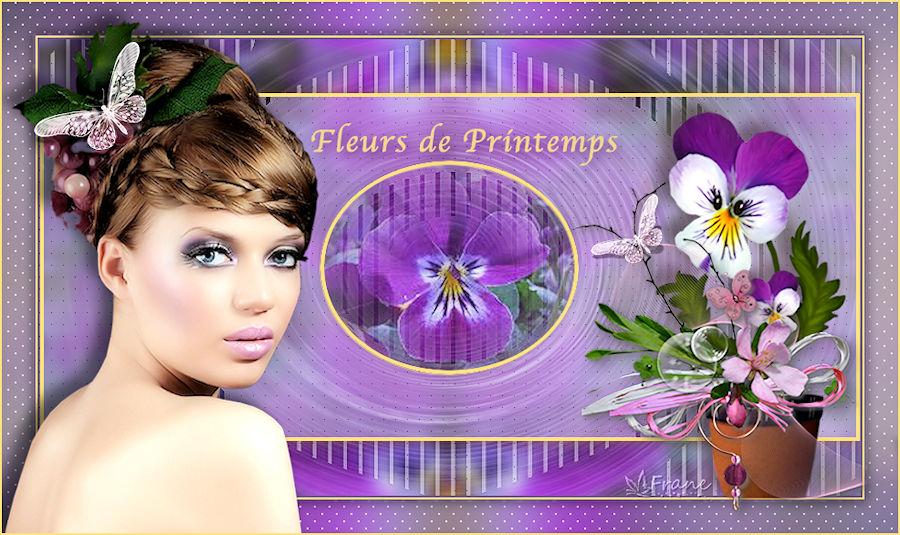 Vos versions Fleurs de printemps page 2