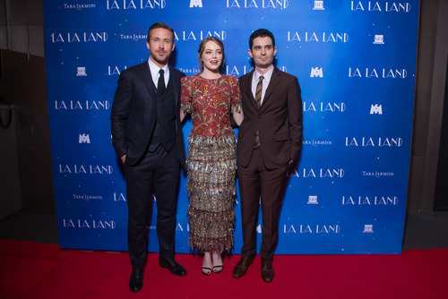La La Land fait danser tout Paris ! PHOTOS