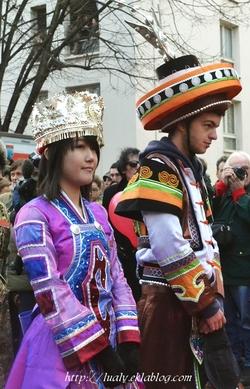 Nouvel An Chinois 2012 Paris 13