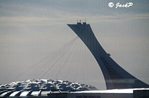 Flèche stade olympique 2791marq