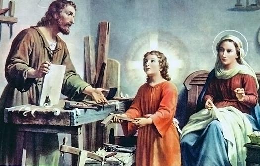 La Naissance du Messie. Son enfance