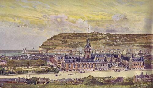 Palais de la Bénédictine (Fécamp)