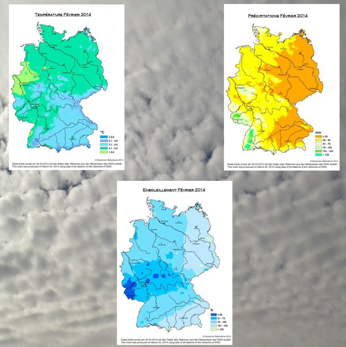 climat février 2014