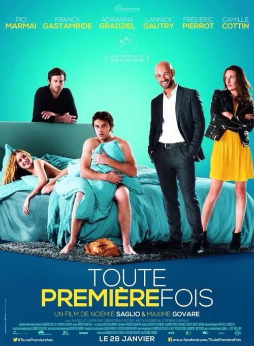 """""""Toute première fois"""", un film drôle à souhait, des dialogues et situations hilarants, quelle belle surprise !"""
