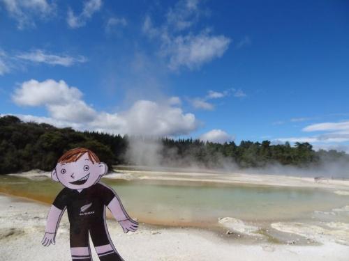 Clément en Nouvelle-Zélande