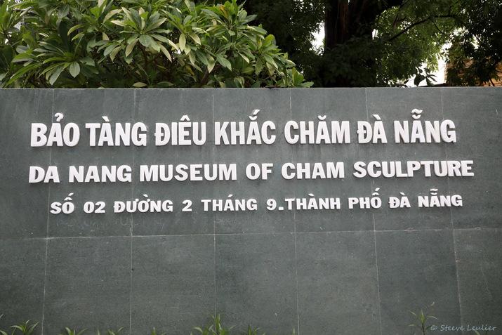 Musée de la sculpture Cham de Da Nang