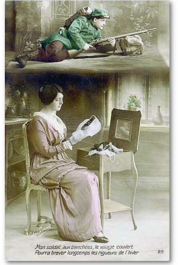 Histoires de femmes durant la Grande Guerre
