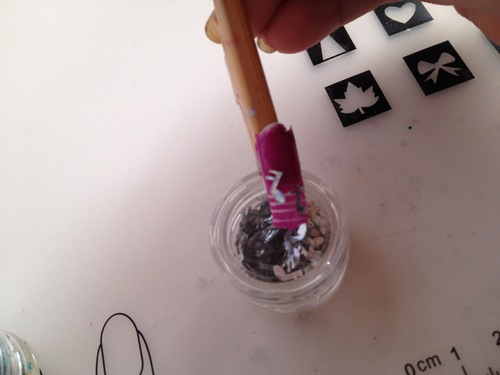 Test capsule