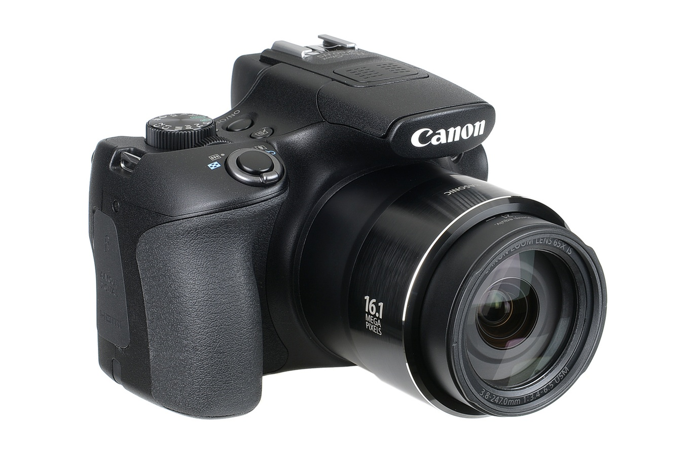 Appareil photo bridge Canon SX60 HS BLACK