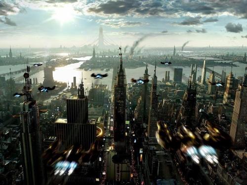 L'époque du futur !