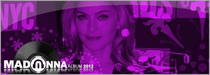 Madonna Album 2012 Oriental