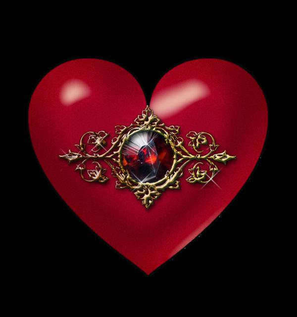 Tubes Coeurs St Valentin Tableau 07