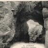 quiberon grotte port gouhome carte 1934