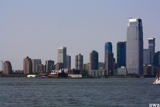 New York et le traversier...Première partie