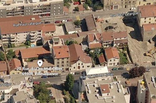 Lyon-Villeurbanne - Rue du Docteur Ollier (bing.com)