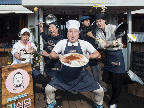 Sortie Kang's Kitchen épisode 1