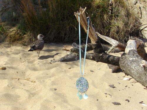 Parure de bijoux bord de mer