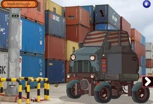 Jouer à Genie Restricted container yard escape