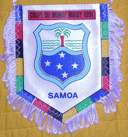 Fanion Samoa (12)