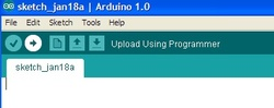 How to program your Arduino Uno with an AVRISP mkII