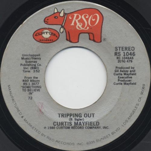 1980 : Single SP RSO Records RS 1046 [ US ]