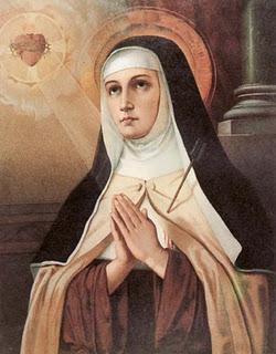 Sainte Thérèse d'Avila et le purgatoire