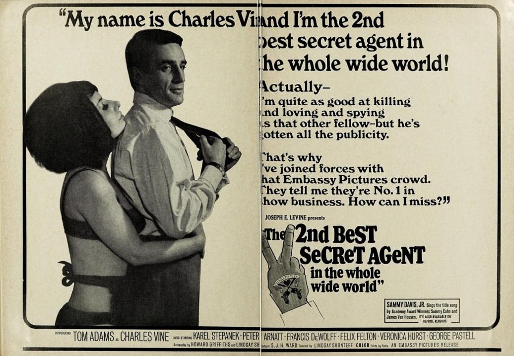 BOX OFFICE USA DU 27 DECEMBRE AU 2 JANVIER 1966