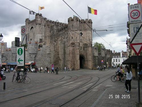 Balade à Gand...Belgique.