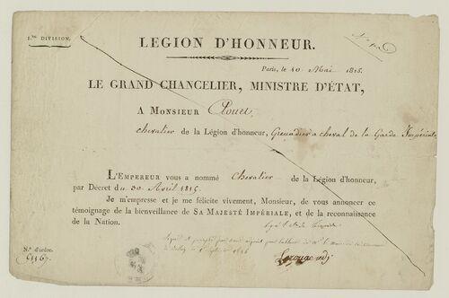 *CLOUET Louis-Baptiste