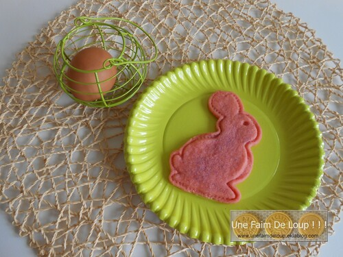Les sablés Lapinous de Pâques