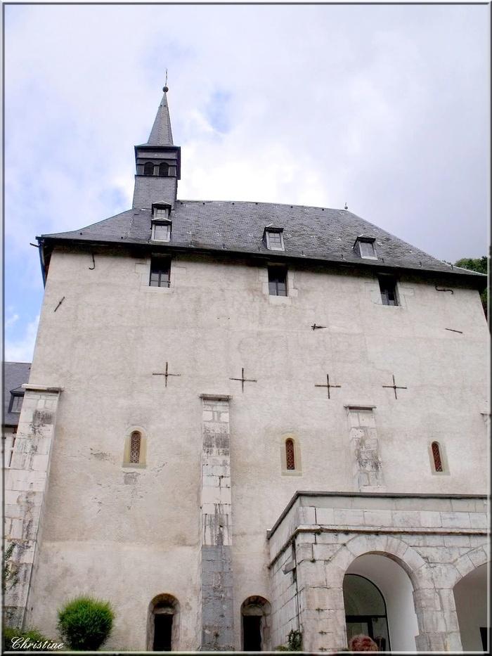 MONASTÈRE DE LA GRANDE CHARTREUSE, ISERE
