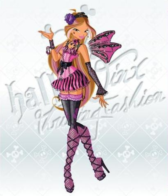 Flora HalloWinx